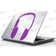 Laptop Matrica - Fejhallgató - !13.3ʺ !(A1106)