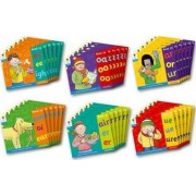 Oxford Reading Tree: Level 3: Floppy's Phonics: Sounds and Letters: Class Pack of 36 by Debbie Hepplewhite