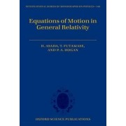 Equations of Motion in General Relativity by Hideki Asada