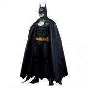 Hot Toys Batman 1989 Movie Masterpiece Deluxe Collectors 1/6 Scale Action Figure Batman Michael Keaton (japan import)