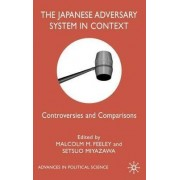 Japanese Adversary System in Context by Malcolm M. Feeley