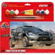 Kit constructie si pictura masina Ford Fiesta RS WRC