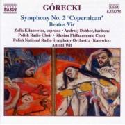H Gorecki - Symphony No.2- Beatus Vir (0747313537525) (1 CD)