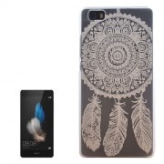 Dream Catcher Pattern PC Protective Case for Huawei P8 Lite