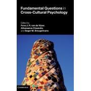 Fundamental Questions in Cross-Cultural Psychology by Fons J. R. Van De Vijver