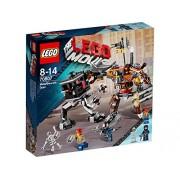 LEGO The Movie - Duelo contra Barba Gris (70807)