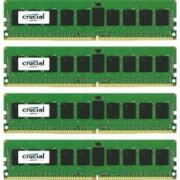 Kit Memorie Server Crucial ECC RDIMM 4x8GB DDR4 2400MHz CL17 Dual Rank x8