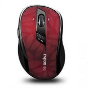 Rapoo 7100p 5G Wireless High Level 6 key Mouse (Red)