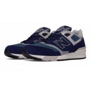New Balance 597 New Balance Blue with Blue Grey