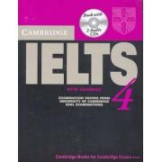 Cambridge IELTS 4 Self Study Pack by Cambridge ESOL