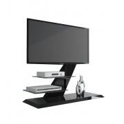 Hubertus Meble Vento TV-meubel Hoogglans Zwart