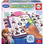 Frozen - Conector Junior, juego educativo (Educa Borrás 16256)