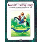 A Family Album of Favorite Nursery Songs by Roger Edison