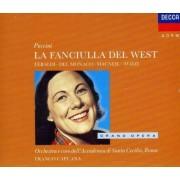 G. Puccini - La Fanciulla Del West( Com (0028942159525) (2 CD)