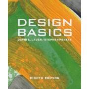 Design Basics by David A Lauer