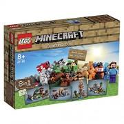 LEGO Minecraft - 21116 Crafting Box