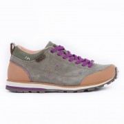 Zapato Mujer Woods Low - Verde Musgo - Lippi