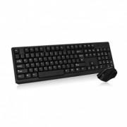 Kit Wireless Tastatura + Mouse Msonic MK2365UK USB Negru