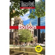 Time Out Boston City Guide by Time Out Guides Ltd.
