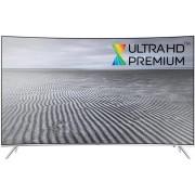 "Televizor LED Samsung 165 cm (65"") UE65KS7500, Ultra HD 4K, Smart TV, Ecran Curbat, WiFi, CI+"