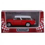Kinsmart 1955 Chevy Nomad Green Die-Cast Metal Green