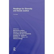 Readings for Diversity and Social Justice by Maurianne Adams