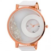CREATOR Half-Moon Style Watch For Girls And Women,