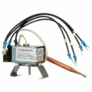 TPI Line Voltage Thermostat - DPST Thermostat, Model T5102