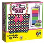 Creativity for Kids I Love Laces Shoelace Purse