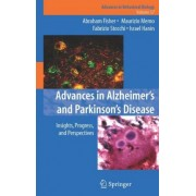 Advances in Alzheimer's and Parkinson's Disease by A. Fisher