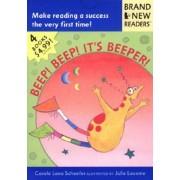Beep! Beep! It's Beeper! (4 books in 1)