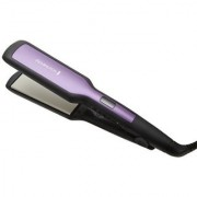 Remington S5520 Wide Digital Anti Static Ceramic Hair Straightener 1 -Inch Purple