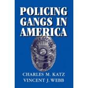 Policing Gangs in America by Charles M. Katz