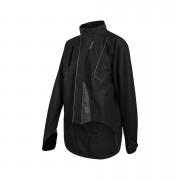 Santini DRUN Rainproof Jacket - Black - M
