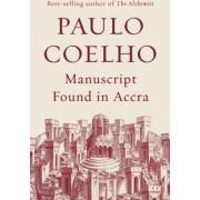 MANUSCRIPT FOUND IN ACCRA c format by Paulo Coelho