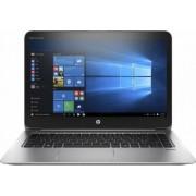 Laptop HP EliteBook Folio 1040 G3 Skylake i5-6200U 256GB 8GB Win10Pro FHD Fingerprint Reader 4G