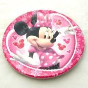 Minnie Mouse parti tányér