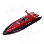 958 High Speed ??4 Radio Remote Control Racing Bateau Jouet - Rouge