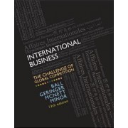MP International Business with CESIM Global Challenge Simulation Access Card by Jr. Donald Ball