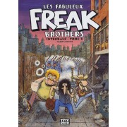 Les Fabuleux Freak Brothers Tome 3