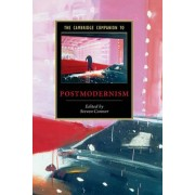 The Cambridge Companion to Postmodernism by Prof. Steven Connor