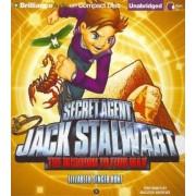 Secret Agent Jack Stalwart: Book 14: The Mission to Find Max: Egypt by Elizabeth Singer Hunt