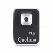 KELIMA version mejorada Mini HD 1.3MP camara deportiva - Negro