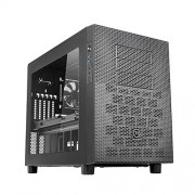 Thermaltake Core X2 Micro-ATX Cube-Custodia con finestra, colore: nero