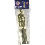 Smiffys - Statue Or Plastique 24 Cm