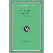 Roman History: v. 4 by Cassius Cocceianus Dio
