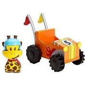 Julius Jr. Pullback Racer - Clancy's Get-Up-&-Go Kart