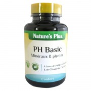 PH Basic Nature's Plus 60 gélules