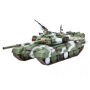 Revell - Carro armato T-90A Russian Battle Tank Scala 1:72 (Rv03301)