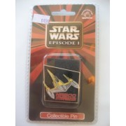 Star Wars Episode 1 Collectible Pin - Naboo Starfighter